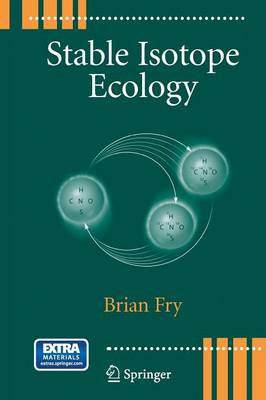 Stable Isotope Ecology (Paperback)