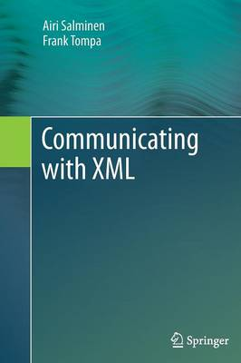 Communicating with XML (Paperback)