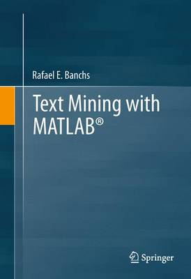 Text Mining with MATLAB (R) (Paperback)
