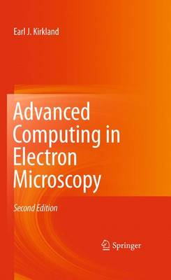 Advanced Computing in Electron Microscopy (Paperback)