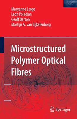 Microstructured Polymer Optical Fibres (Paperback)