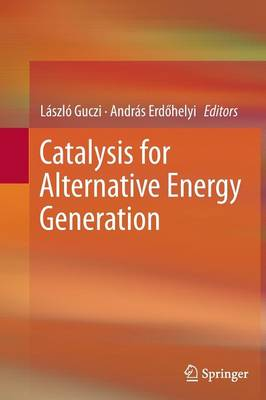 Catalysis for Alternative Energy Generation (Paperback)