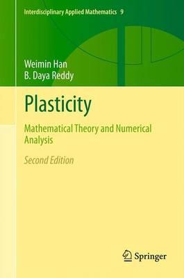 Plasticity: Mathematical Theory and Numerical Analysis - Interdisciplinary Applied Mathematics 9 (Paperback)
