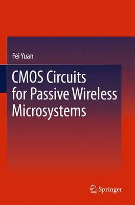 CMOS Circuits for Passive Wireless Microsystems (Paperback)