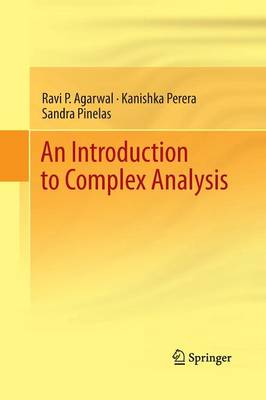 An Introduction to Complex Analysis (Paperback)