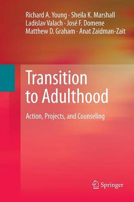 Transition to Adulthood: Action, Projects, and Counseling (Paperback)