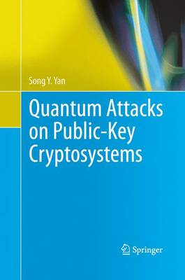 Quantum Attacks on Public-Key Cryptosystems (Paperback)