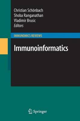 Immunoinformatics - Immunomics Reviews: 1 (Paperback)