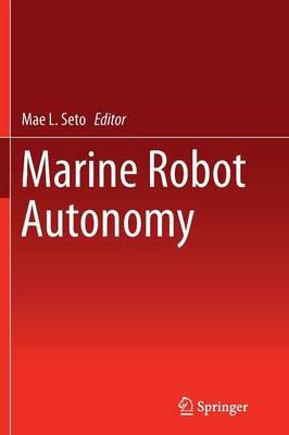 Marine Robot Autonomy (Paperback)