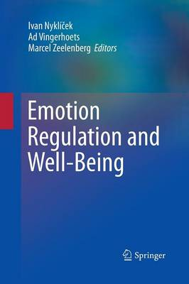 Emotion Regulation and Well-Being (Paperback)