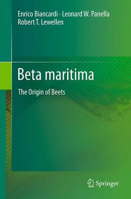 Beta maritima: The Origin of Beets (Paperback)