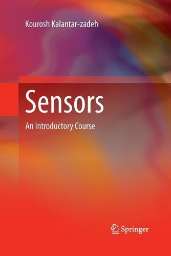 Sensors: An Introductory Course (Paperback)