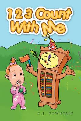 1 2 3 Count with Me (Paperback)