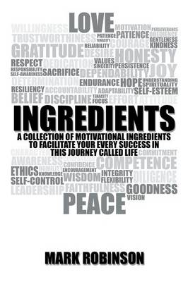 Ingredients: A Collection of Motivational Ingredients to Facilitate Your Every Success in This Journey Called Life (Paperback)