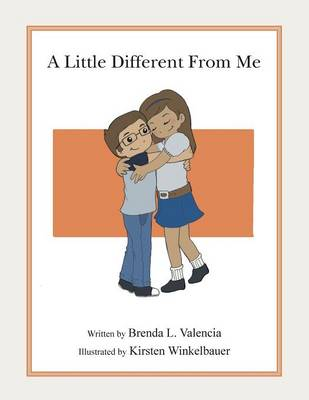 A Little Different From Me (Paperback)