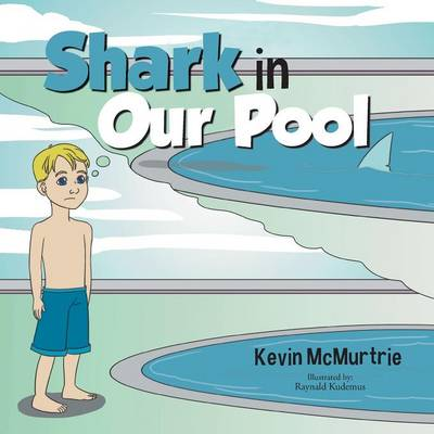 Shark in Our Pool (Paperback)