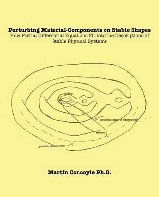 Perturbing Material-Components on Stable Shapes: How Partial Differential Equations Fit into the Descriptions of Stable Physical Systems (Paperback)