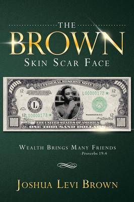 The Brown Skin Scar Face: Wealth Brings Many Friends Proverbs 19:4 (Paperback)