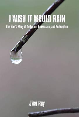 I Wish It Would Rain: One Man's Story of Addiction, Depression, and Redemption (Hardback)