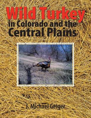 Wild Turkey in Colorado and the Central Plains: Colorado and Surrounding States (Paperback)