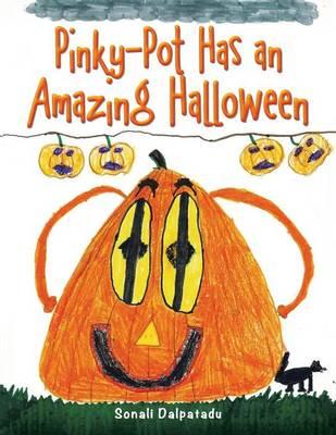 Pinky-Pot Has an Amazing Halloween (Paperback)