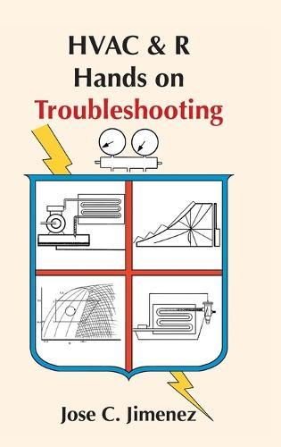 HVAC & R Hands on Troubleshooting (Hardback)
