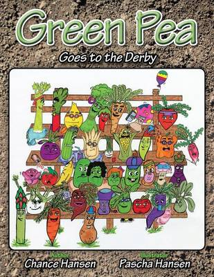 Green Pea Goes to the Derby (Paperback)