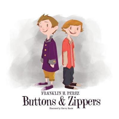 Buttons & Zippers (Paperback)