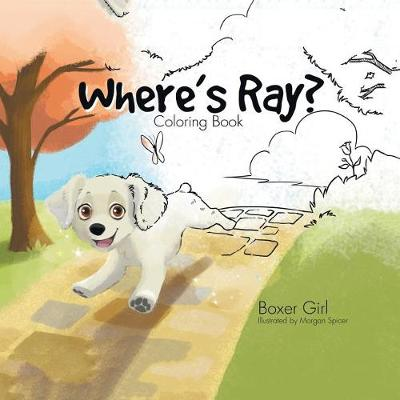 Where's Ray? (Paperback)