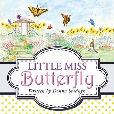 Little Miss Butterfly (Paperback)