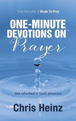 One-Minute Devotions on Prayer (Paperback)