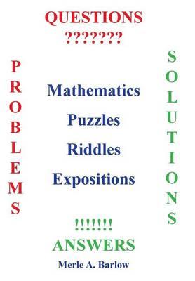 Mathematics, Puzzles, Riddles, Expositions (Hardback)