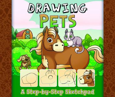 Drawing Pets - My First Sketchpad (Paperback)