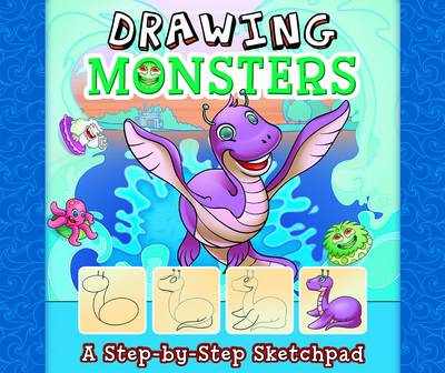 Drawing Monsters - My First Sketchpad (Paperback)