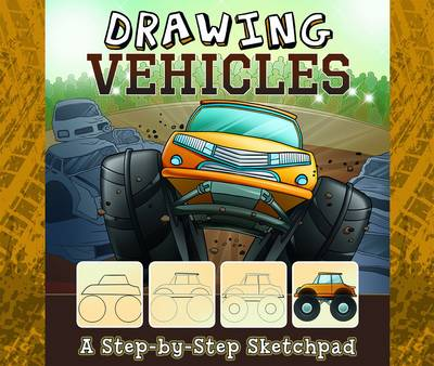 Drawing Vehicles - My First Sketchpad (Paperback)