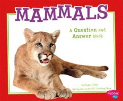 Mammals: A Question and Answer Book (Paperback)