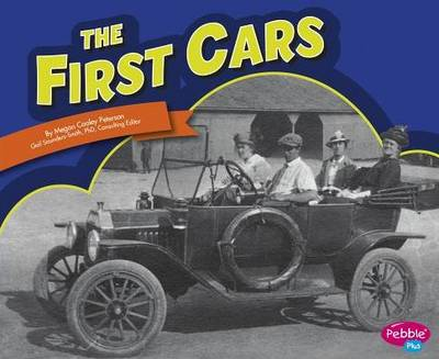 The First Cars (Paperback)