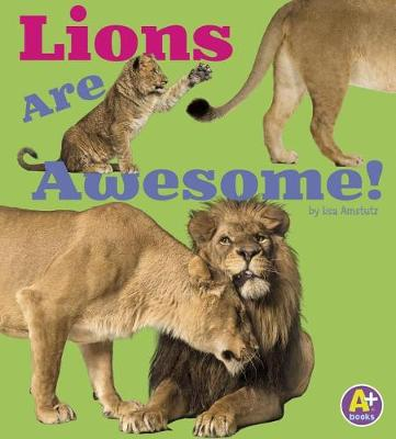 Awesome African Animals: Lions - Awesome African Animals (Paperback)