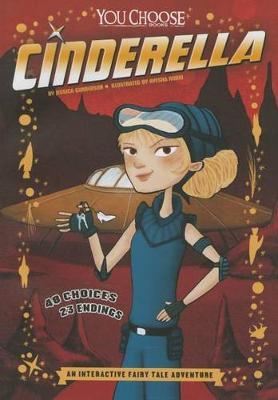 Cinderella: An Interactive Fairy Tale Adventure (Paperback)