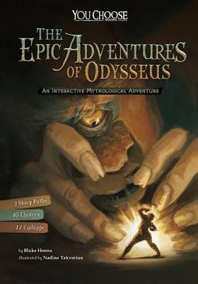 Epic Adventures of Odysseus: An Interactive Mythological Adventure (Paperback)