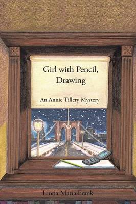 Girl with Pencil Drawing (Paperback)