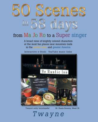50 Scenes in 58 Days: From Ma Jo Ro to a Super Singer (Paperback)