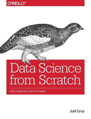 Data Science from Scratch (Paperback)