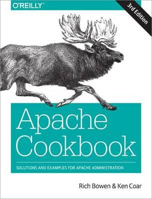 Apache Cookbook, 3e (Paperback)