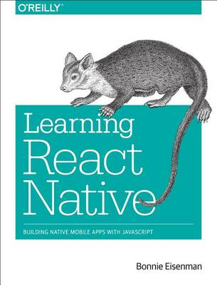 Learning React Native (Paperback)