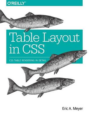 Table Layout in CSS (Paperback)