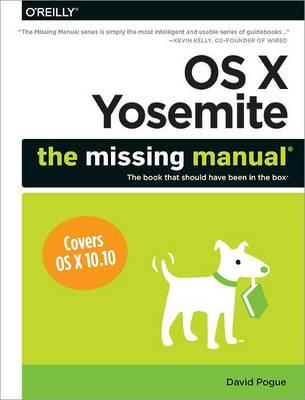 OS X Yosemite: The Missing Manual (Paperback)