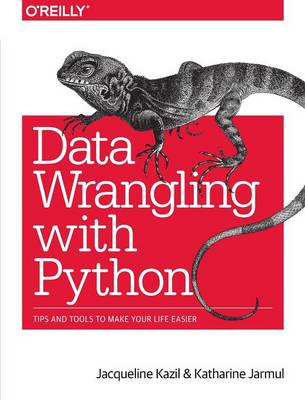 Data Wrangling with Python (Paperback)