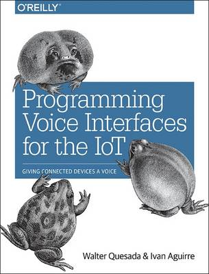 Programming Voice Interfaces: Giving Connected Devices a Voice (Paperback)