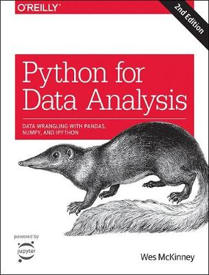 Python for Data Analysis, 2e (Paperback)